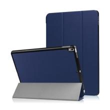 Pouzdro / kryt pro Apple iPad Pro 10,5 - funkce chytrého uspání + stojánek - tmavě modré