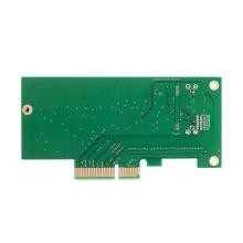 Redukce / čtečka SSD disků 12+16pin pro Apple MacBook Air / Pro na PCIe x4
