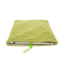 Ochranné pouzdro pro Apple iPad 1. / 2. / 3. / 4.gen. - semišové - zelené