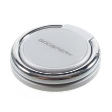 Stojánek / prsten MERCURY Ring pro Apple iPhone - stříbrný
