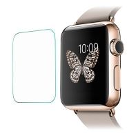 Super odolné tvrzené sklo (Tempered Glass) LINK DREAM pro Apple Watch 42mm Series 1 / 2 (tl. 0,2mm)
