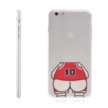 Kryt pro Apple iPhone 6 Plus / 6S Plus gumový - ochrana čočky fotoaparátu a antiprachová záslepka - zadek č.10