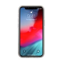 Kryt KARL LAGERFELD Karl a Choupette pro Apple iPhone 12 mini - plastový / gumový - průhledný