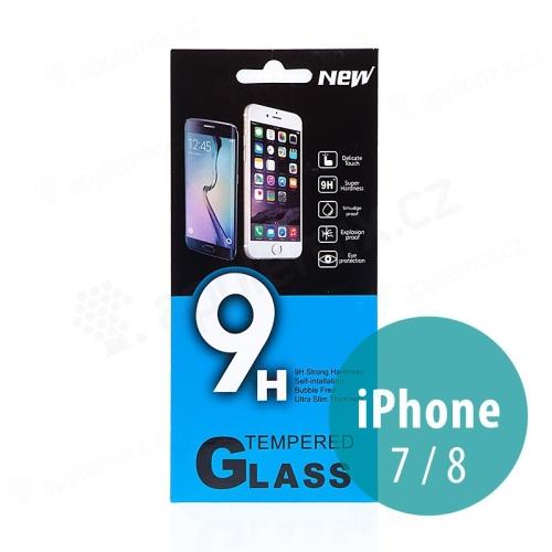 Tvrzené sklo (Tempered Glass) pro Apple iPhone - na přední stranu - 0,33mm