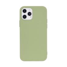 Kryt pro Apple iPhone 12 / 12 Pro  - gumový - zelený