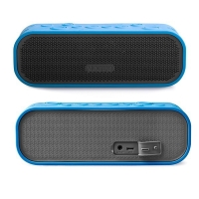 Outdoor reproduktor MOCREO MOSOUND Crater Bluetooth v4.0 s NFC - modrý