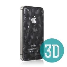 3D ochranná fólie pro Apple iPhone 4 / 4S (přední a zadní) - bubliny
