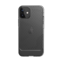 Kryt UAG Lucent pro Apple iPhone 12 mini - gumový - popelavě šedý