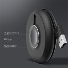 Magnetický nabíjecí kabel BASEUS Yoyo pro Apple Watch 38mm / 40mm a 42 / 44mm - 1m