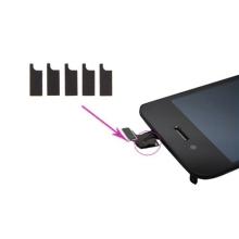 Pěnové samolepky na konektor LCD displeje (sada 5ks) pro Apple iPhone 4 / 4S