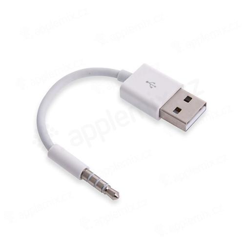 Synchronizační a nabíjecí kabel pro Apple iPod shuffle 2. / 3. / 4. gen.