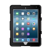 Kryt / obal pro Apple iPad Pro 9,7 - outdoor - odolný - plastový / silikonový - černý