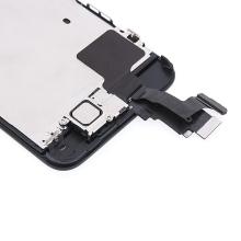 Kompletně osazená přední čast (LCD panel, touch screen digitizér atd.) pro Apple iPhone 5C - černý