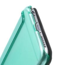 Flipové pouzdro pro Apple iPhone 6 / 6S s průhledným prvkem / výřezem pro displej