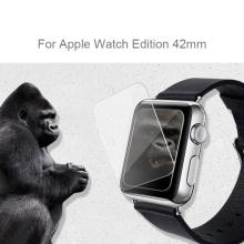Tvrzené sklo (Tempered Glass) BASEUS pro Apple Watch 42mm Series 1 / 2 (tl.0,15mm)