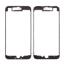 Plastový fixační rámeček pro přední panel (touch screen) Apple iPhone 7 Plus - černý - kvalita A