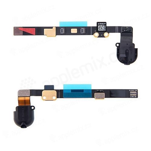Flex kabel s audio konektorem pro Apple iPad mini 2 (Retina) - černý - kvalita A+