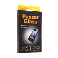 Tvrzené sklo / Tempered Glass PanzerGlass Premium pro Apple iPhone 5 / 5C / 5S / SE  - 0,4mm