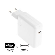"""61W USB-C EU napájecí adaptér / nabíječka pro Apple Macbook Pro 13"""" Retina (2016) - kvalita A+"""