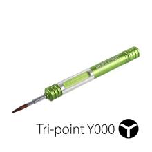 Šroubovák trojcípý / ve tvaru Y / Tri-point - velikost 0,6 / 25mm - pro servisní činnost