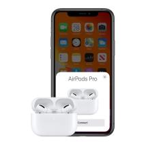 Originální Apple AirPods Pro (2019) s bezdrátovým nabíjecím pouzdrem MWP22ZM/A