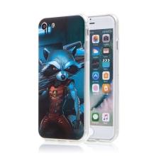 Kryt MARVEL pro Apple iPhone 7 / 8 / SE (2020) - Strážci Galaxie - Rocket - gumový