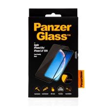 Tvrzené sklo (Tempered Glass) PANZERGLASS pro Apple iPhone X / Xs / 11 Pro - Case Friendly - černé - 0,4mm