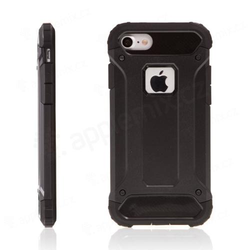 Kryt pro Apple iPhone 7 / 8 - plasto-gumový / antiprachová záslepka