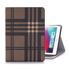 """Pouzdro / kryt pro Apple iPad Pro 12,9"""" (2018) - prostor pro platební karty + stojánek - umělá kůže"""