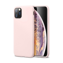 Kryt ESR Yippee pro Apple iPhone 11 Pro - příjemný na dotek - silikonový - růžový