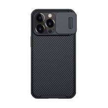 Kryt NILLKIN pro Apple iPhone 13 Pro Max - posuvná krytka fotoaparátu - plastový - černý