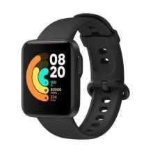 Fitness chytré hodinky XIAOMI Mi Watch Lite - měřič tepu / krokoměr / GPS - Bluetooth - voděodolné - černé