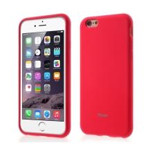 Kryt ROAR pro Apple iPhone 6 / 6S - gumový - svítivě růžový