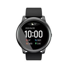 Fitness chytré hodinky XIAOMI HAYLOU LS05 Solar - krokoměr / měřič tepu - Bluetooth - vodotěsné - černé