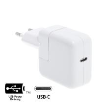 18W Napájecí adaptér / nabíječka USB-C pro Apple iPhone / iPad - rychlonabíjecí
