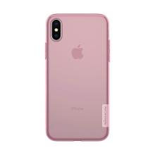 Kryt NILLKIN Nature pro Apple iPhone X - gumový