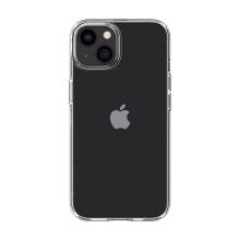 Kryt SPIGEN Liquid Crystal pro Apple iPhone 13 mini - gumový - průhledný