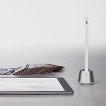 Stojánek Belkin pro Apple Pencil - hliníkový - stříbrný