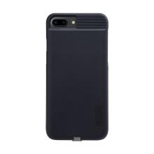 Kryt NILLKIN pro bezdrátové nabíjení Apple iPhone 7 Plus - plastový - černý
