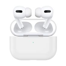 Pouzdro pro Apple AirPods Pro - silikonové - bílé
