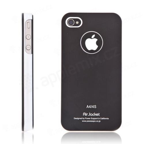 Stylový hliníkový kryt Air Jacket pro Apple iPhone 4   4S - fialový ... 5ce3fa7b9e6