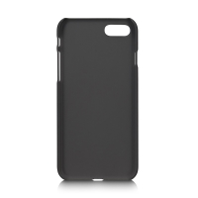 Pouzdro / kryt pro Apple iPhone 7 / 8 - umělá kůže - vyjímatelný kryt - černé