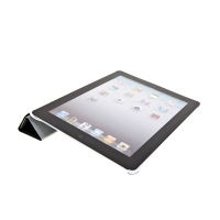 Ochranné pouzdro pro Apple iPad 2. / 3. / 4.gen. - pouzdro + stojan + Smart Cover - černé