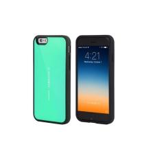 Kryt Mercury pro Apple iPhone 6 Plus / 6S Plus plasto-gumový - prostor pro umístění platební karty na vnitřní straně - světle ze