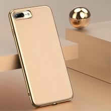 Kryt USAMS Starry pro Apple iPhone 7 Plus / 8 Plus - lesklé třpytky - plastový - zlatý