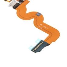Flex kabel s Lightning konektorem + audio jack konektor pro Apple iPod touch 5.gen. - černý