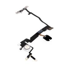 Flex kabel tlačítko POWER a LED blesk + mikrofony pro Apple iPhone 11 Pro - kvalita A+