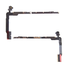 Flex kabel + audio konektor jack a logická deska pro Apple iPad 3. / 4.gen. (WiFi + 4G verze)