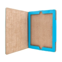 Ochranné pouzdro pro Apple iPad 2 s popruhem – modré