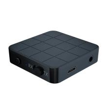 Audio adaptér Bluetooth 5.0 - 3.5mm jack -  bezdrátový hudební přijímač / vysílač - černý